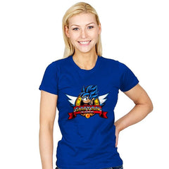 Saiyan, The Legendary - Womens - T-Shirts - RIPT Apparel