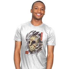 Oni Jason Mask - Mens - T-Shirts - RIPT Apparel