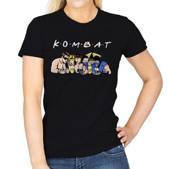 Kombat - Womens - T-Shirts - RIPT Apparel
