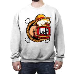 Luff Beer - Crew Neck Sweatshirt - Crew Neck Sweatshirt - RIPT Apparel