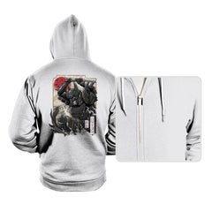 Dark Samurai Knight - Hoodies - Hoodies - RIPT Apparel