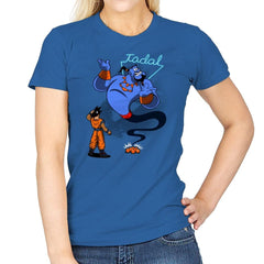 No Dragon - Womens - T-Shirts - RIPT Apparel