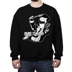 Sterling Belcher - Crew Neck Sweatshirt - Crew Neck Sweatshirt - RIPT Apparel
