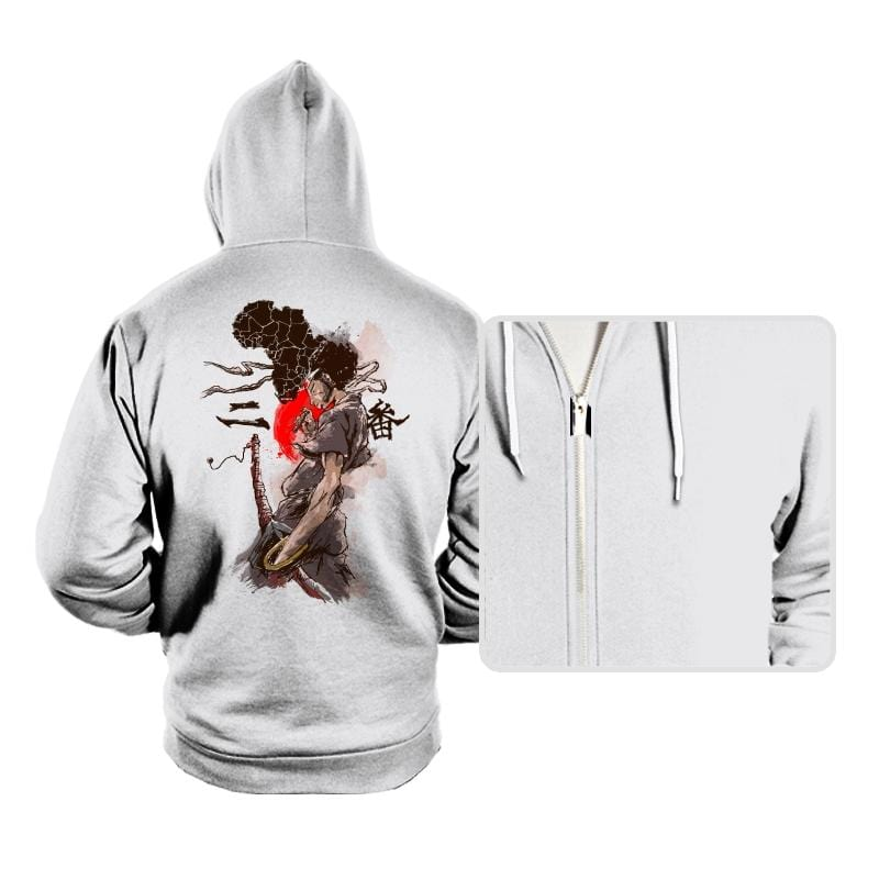 From Africa to Japan - Hoodies - Hoodies - RIPT Apparel