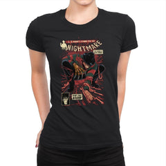 Nightmare - Best Seller - Womens Premium - T-Shirts - RIPT Apparel
