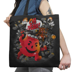 OH YEAH! Exclusive - Tote Bag - Tote Bag - RIPT Apparel