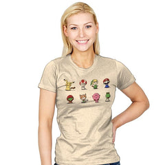 Mimik 64 - Womens - T-Shirts - RIPT Apparel