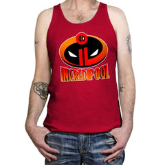 Incredipool - Tanktop - Tanktop - RIPT Apparel