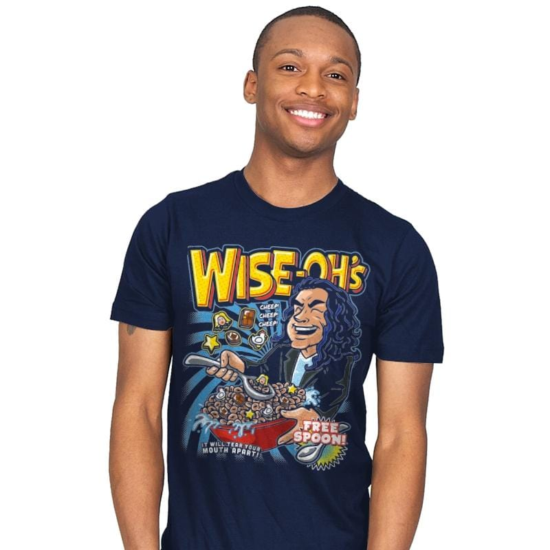 Wise-Oh's - Mens - T-Shirts - RIPT Apparel