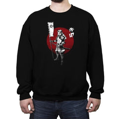 Samurai Empire - Crew Neck Sweatshirt - Crew Neck Sweatshirt - RIPT Apparel