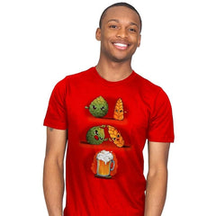 Beer Fusion - Mens - T-Shirts - RIPT Apparel