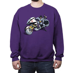 Bat Gang - Crew Neck Sweatshirt - Crew Neck Sweatshirt - RIPT Apparel