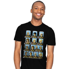 Regen-O-Rama - Mens - T-Shirts - RIPT Apparel