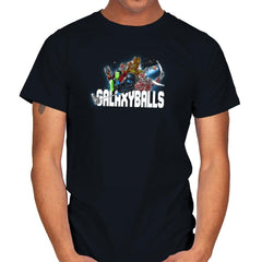 Galaxyballs Exclusive - Mens - T-Shirts - RIPT Apparel
