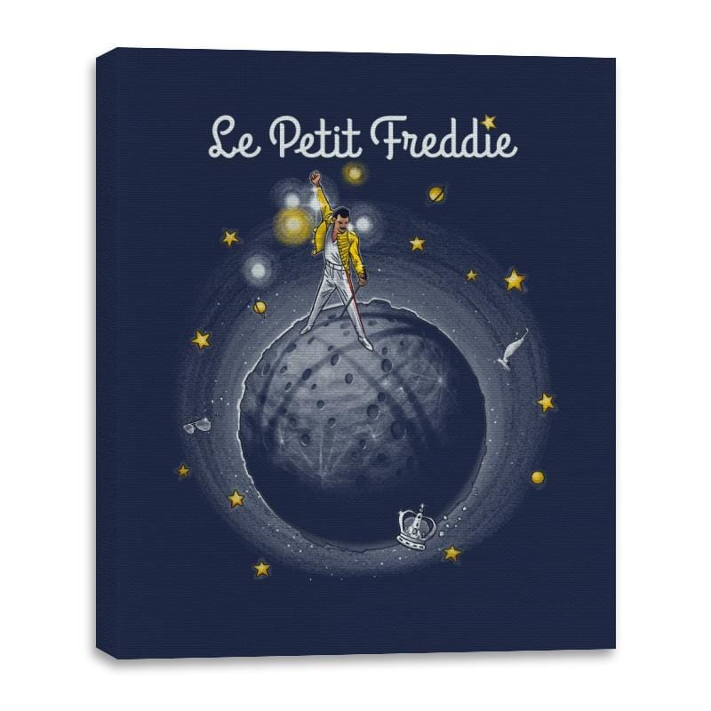 Le Petit Freddie - Canvas Wraps - Canvas Wraps - RIPT Apparel