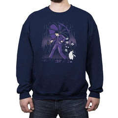 Salty Penguin - Crew Neck Sweatshirt - Crew Neck Sweatshirt - RIPT Apparel