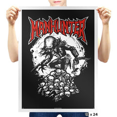 Manhunter - Prints - Posters - RIPT Apparel