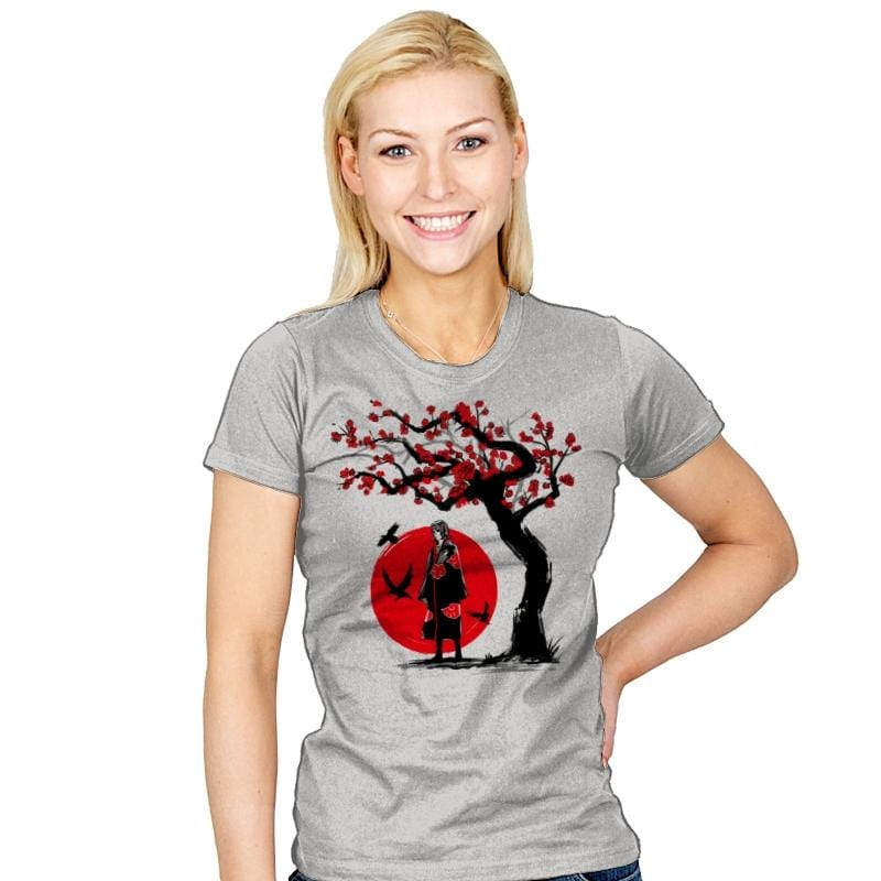 Ninja Under The Sun - Womens - T-Shirts - RIPT Apparel