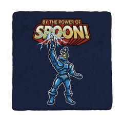 By The Power of Spoon! Exclusive - 90s Kid - Coasters - Coasters - RIPT Apparel