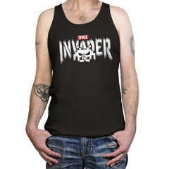 The Invader - Tanktop - Tanktop - RIPT Apparel