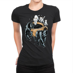Unleash the Beast - Womens Premium - T-Shirts - RIPT Apparel