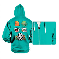 Nerd Ghost - Hoodies - Hoodies - RIPT Apparel