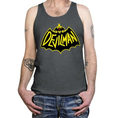 Demon or Human - Tanktop - Tanktop - RIPT Apparel