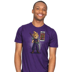 Fantasy Go - Pop Impressionism - Mens - T-Shirts - RIPT Apparel