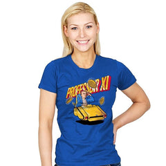 Professor XI Exclusive - Womens - T-Shirts - RIPT Apparel