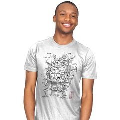 Castle Plan - Mens - T-Shirts - RIPT Apparel