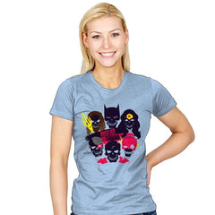 Justice Squad - Womens - T-Shirts - RIPT Apparel