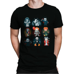 Nerdy Halloween - Mens Premium - T-Shirts - RIPT Apparel