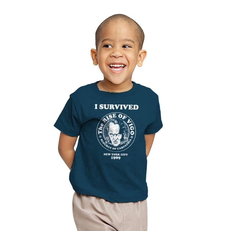 Surviving Vigo - Youth - T-Shirts - RIPT Apparel