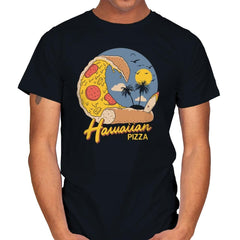 Hawaiian Pizza - Mens - T-Shirts - RIPT Apparel