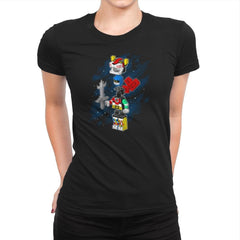 I'll Build The Head Exclusive - Womens Premium - T-Shirts - RIPT Apparel