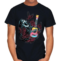 Sing For The Crows - Mens - T-Shirts - RIPT Apparel