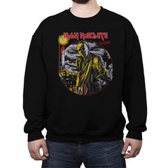 Iron Machete - Crew Neck Sweatshirt - Crew Neck Sweatshirt - RIPT Apparel