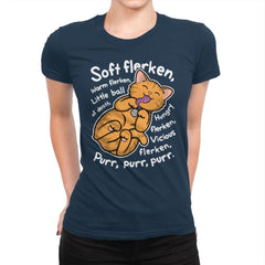 Soft Flerken - Womens Premium - T-Shirts - RIPT Apparel
