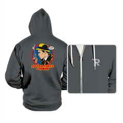 Adventures in Noir - Hoodies - Hoodies - RIPT Apparel