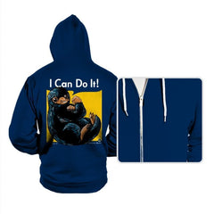 I Can Do It - Hoodies - Hoodies - RIPT Apparel
