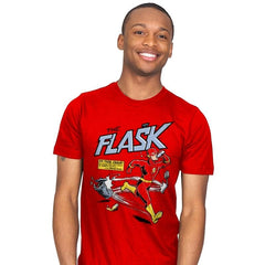 The Flask - Mens - T-Shirts - RIPT Apparel