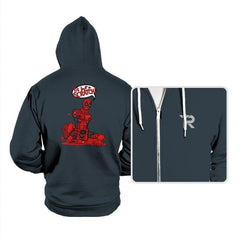 Just a Flesh Wound - Hoodies - Hoodies - RIPT Apparel
