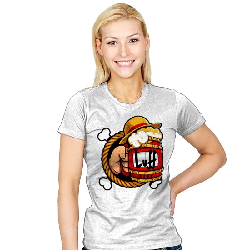 Luff Beer - Womens - T-Shirts - RIPT Apparel