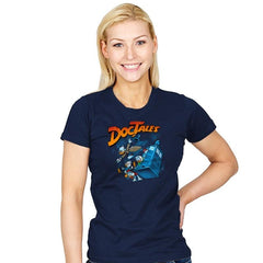 DocTales Exclusive - Womens - T-Shirts - RIPT Apparel