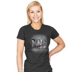 Workers of the future - Womens - T-Shirts - RIPT Apparel