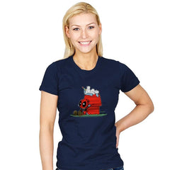 DEAD NUTS - Womens - T-Shirts - RIPT Apparel