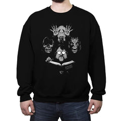 Fairy Tales Rhapsody - Crew Neck Sweatshirt - Crew Neck Sweatshirt - RIPT Apparel