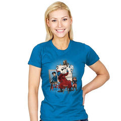 Triple Baby Sitter - Womens - T-Shirts - RIPT Apparel