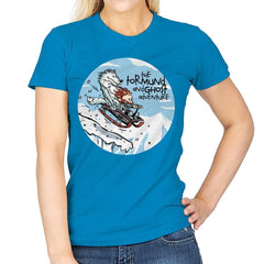 The Tormund and Ghost Adventure - Womens - T-Shirts - RIPT Apparel
