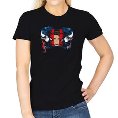 Spiders and Symbiotes Exclusive - Womens - T-Shirts - RIPT Apparel